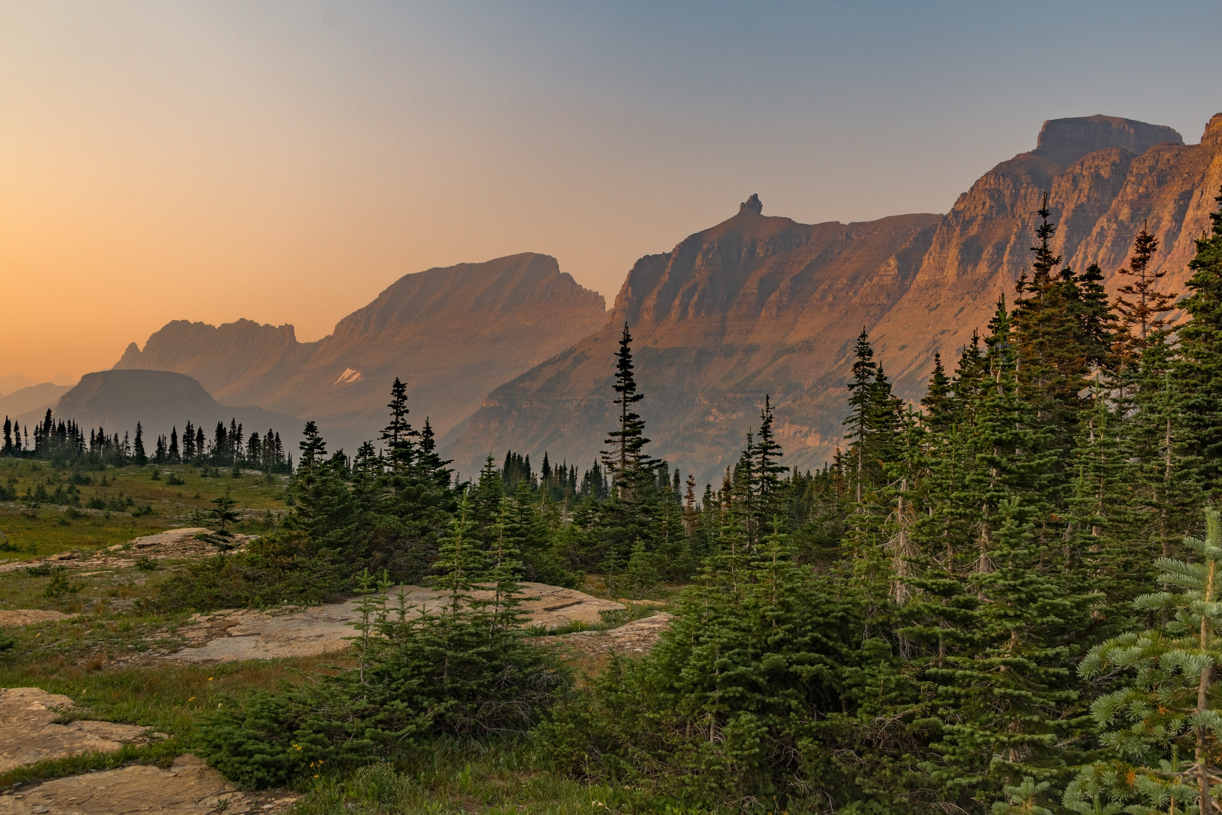 The Best 14 Places to Camp in Glacier National Park